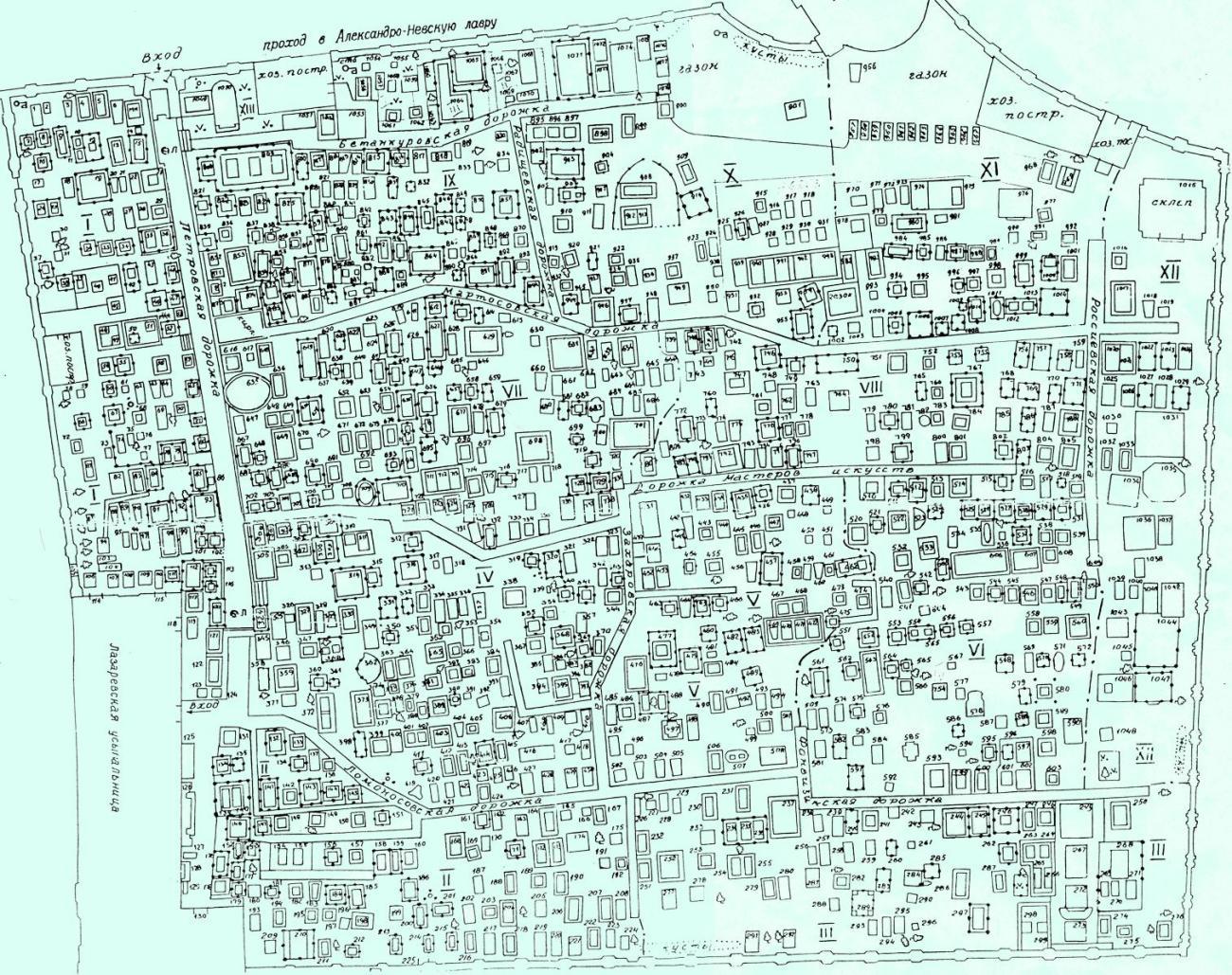 Памятник Козловскому М.И. 1753-1802.  на карте