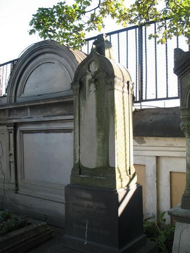 Общий вид надгробия Шеншину Н.В.