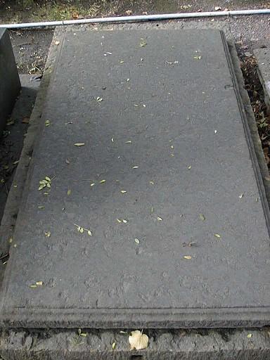 Виден сплошной, толстый налет из атмосферных грязевых отложений и налетов биологического происхождения. Фото июля 2002 г.