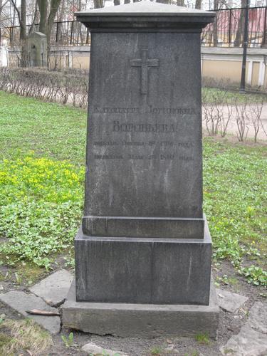 Общий вид памятника (северо-западная сторона)