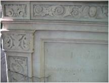 Образец №2 С вертикальной поверхности саркофага. Aureobasidium pullulans