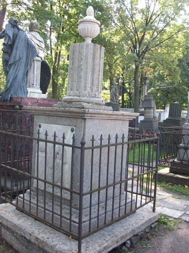 Общий вид памятника с северо-восточной стороны