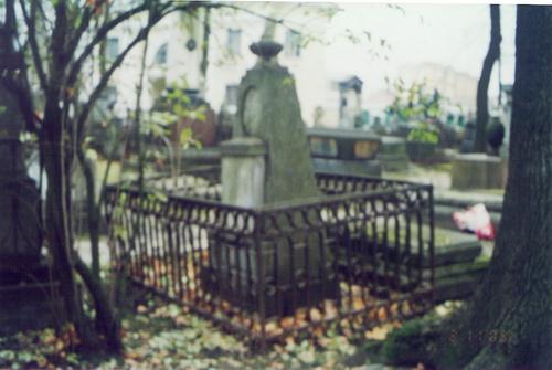Общий вид. Юго-восточная сторона. Фото ноября 2003 г.