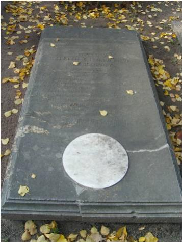 Общий вид памятника с восточной стороны