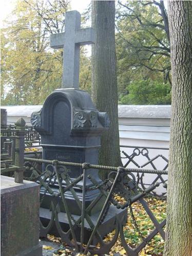 Общий вид памятника: сев. – восточная сторона
