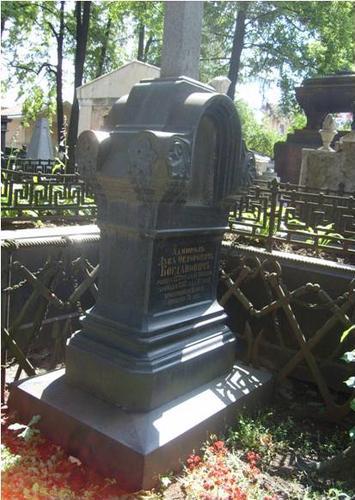 Общий вид памятника– сев. – западная сторона