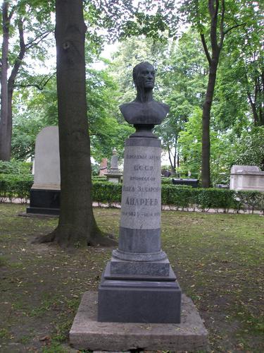 Общий вид памятника. Южная сторона.Фото 2008 г.