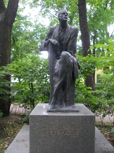 Общий вид памятника. Фото 2009 г.