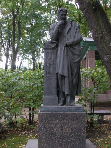Общий вид памятника. Северная сторона.Фото 2009 г.