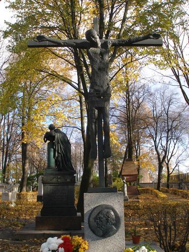 Общий вид памятника,Фото 2008 г.
