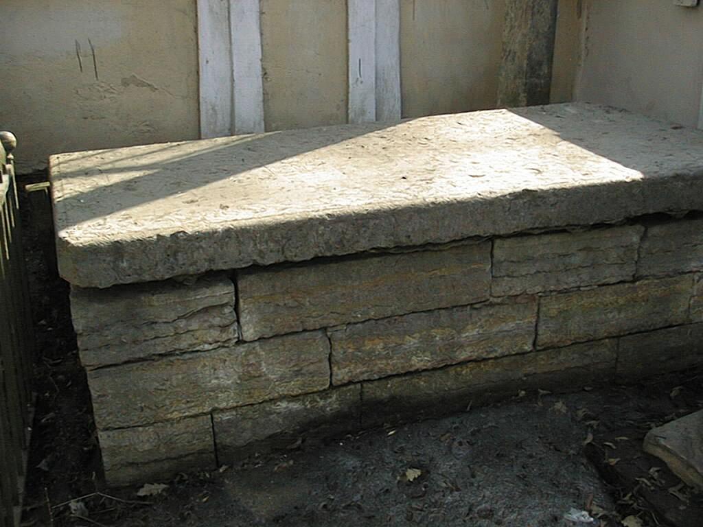 Общий вид памятника с северо-восточной стороны.
